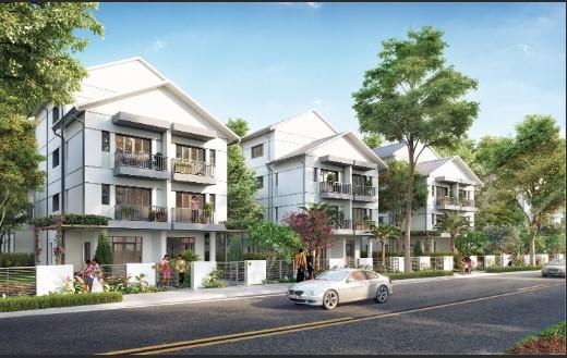 Biệt thự đơn lập dự án Dream City Văn Giang đang thu hút rất nhiều khách hàng