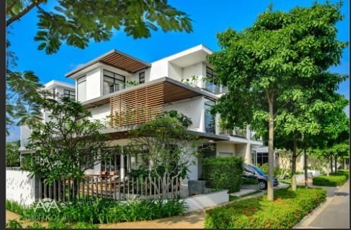 Biệt thự đơn lập dự án Dream City Văn Giang có không gian sống thoáng mát