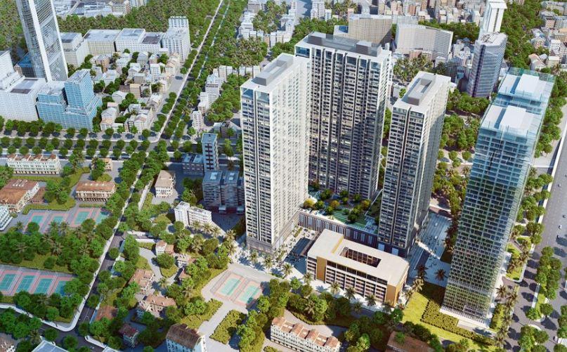 Chung cư vinhomes Văn Giang Dream City