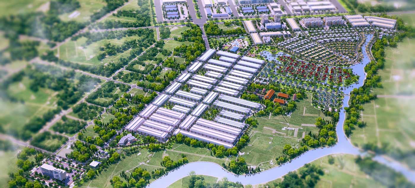 Cơ sở hạ tầng xung quanh khu đô thị Dream City Văn Giang ngày càng được nâng cấp