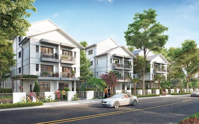 Dream City Văn Giang cực xanh - sạch - đẹp - hiện đại