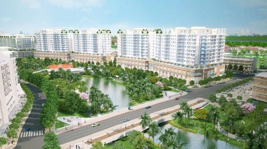 Vinhomes Dream City Văn Giang đang trở thành kỳ quan mới tại Hưng Yên
