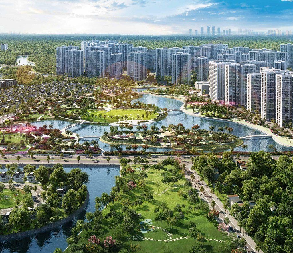 Dream City Văn Giang có quy hoạch vô cùng chuẩn mực