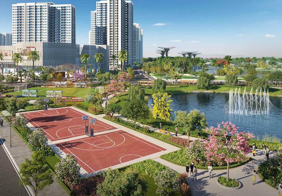 Dream City Văn Giang có không gian sống đẳng cấp từ tập đoàn lớn