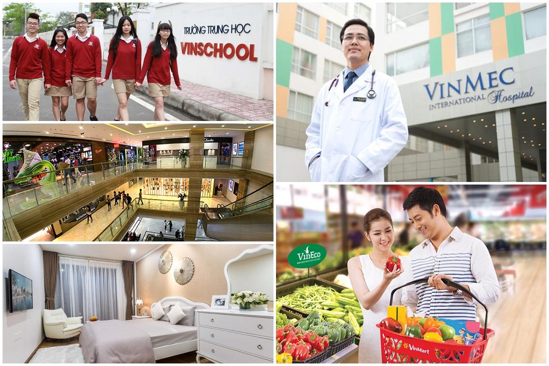 Khu đô thị sinh thái Vinhomes Dream City Hưng Yên có nhiều tiện ích vượt trội
