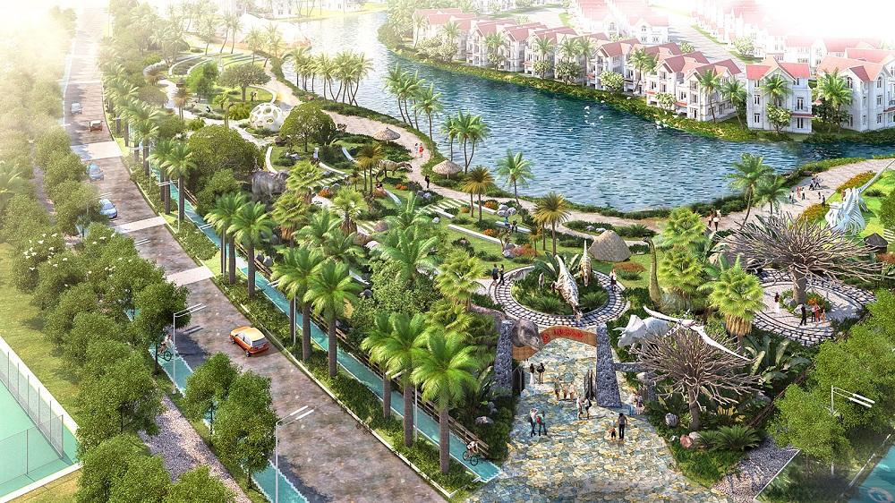 Dự án Dream City Văn Giang chính là thành phố trong mơ