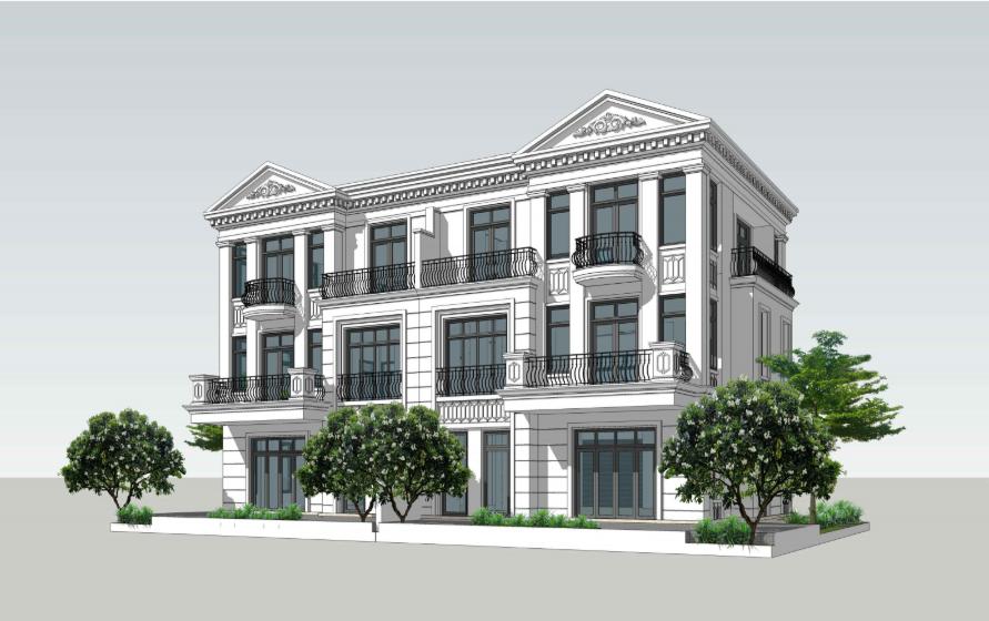 Dự án Vinhomes Văn Giang - Dream City Hưng Yên có các loại nhà ở nào?