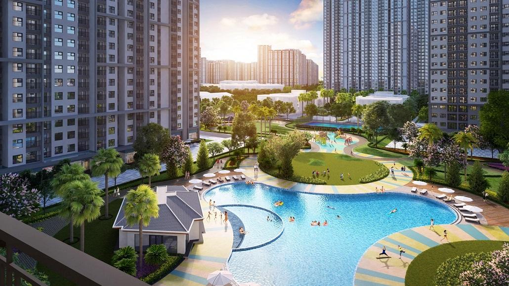 Cuộc sống trong mơ tại Dream City Văn Giang
