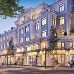 Shophouse tại Vinhomes Dream City có giá khoảng bao nhiêu?