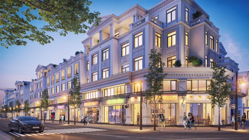 Bạn sẽ sinh lời cực lớn với các shophouse dự án Dream City Văn Giang