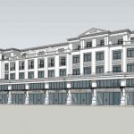Mặt bằng căn shophouse dự án dream city văn giang có những gì?