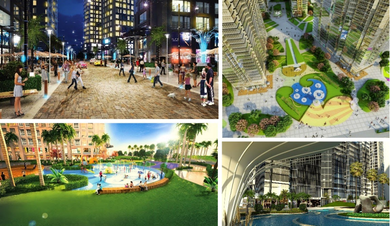 Với Vinhomes Dream City tại Hưng Yên, bạn sẽ sống ở thành phố trong mơ