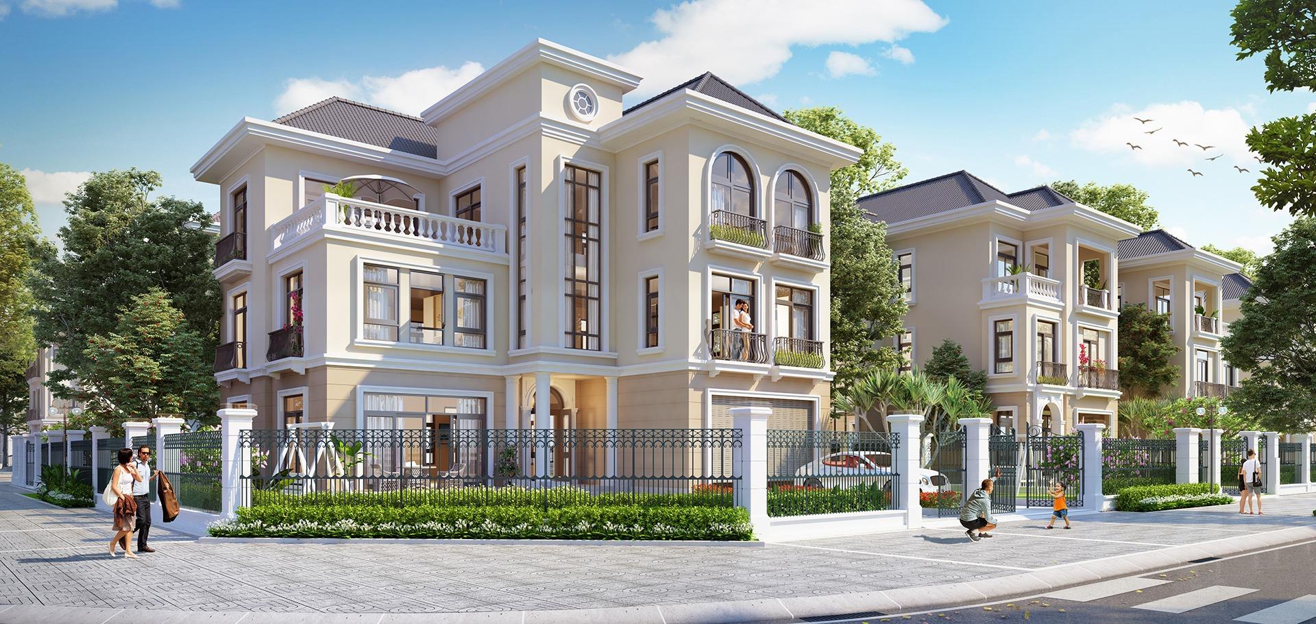 Dự án Vinhomes Dream City sở hữu những căn hộ trong mơ