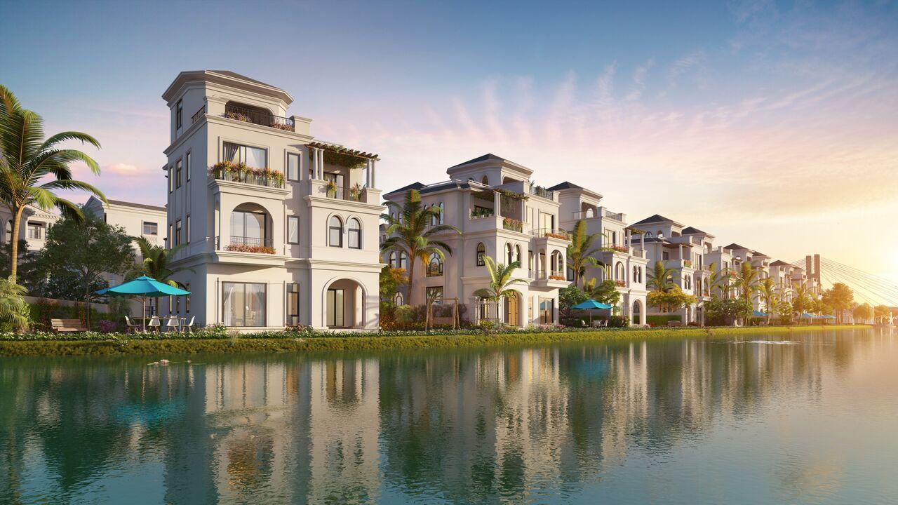 Diện tích biệt thự đơn lập dự án Dream City Văn Giang có gì đặc biệt?