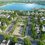 Kiến trúc không gian tại Vinhomes Dream City Văn Giang