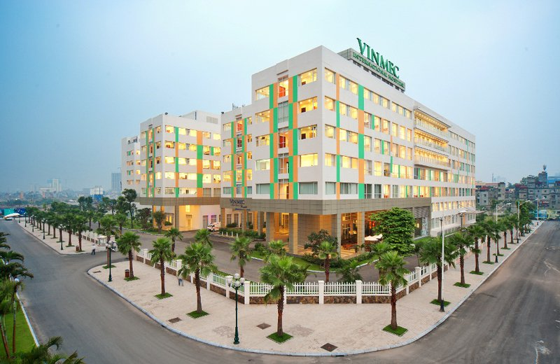 Bệnh viện Vinmec dự án Vinhomes Dream City
