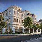 Biệt thự song lập Vinhomes Dream City – Thiết kế hoàn hảo dành cho người yêu kiến trúc đối xứng