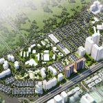 Mặt bằng căn biệt thự dự án dream city văn giang chi tiết nhất